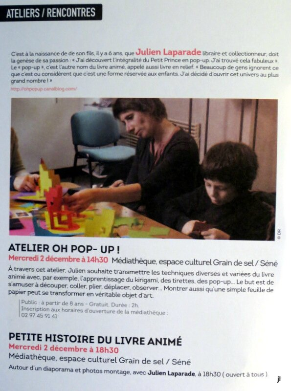 Atelier Oh pop-up avec Julien Laparade