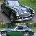 AUSTIN HEALEY - 3000 MK3 - 1967