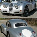 JAGUAR - XK 140 Coup - 1956