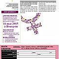 Education affective et sexuelle pour les filles : le 16 mai à bourgoin, les inscriptions sont ouvertes