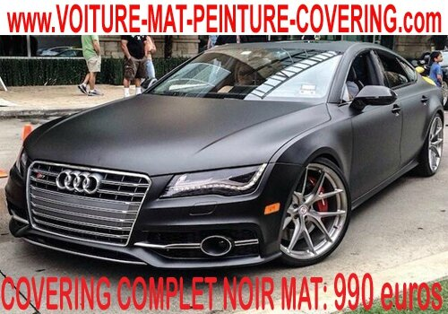 audi a7 noir mat audi a7 noir mat audi a7 covering noir mat audi a7 peinture noir mat audi. Black Bedroom Furniture Sets. Home Design Ideas