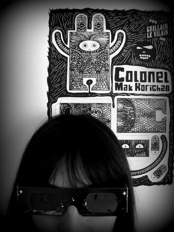 10- Self portrait