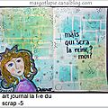 Art journal ...