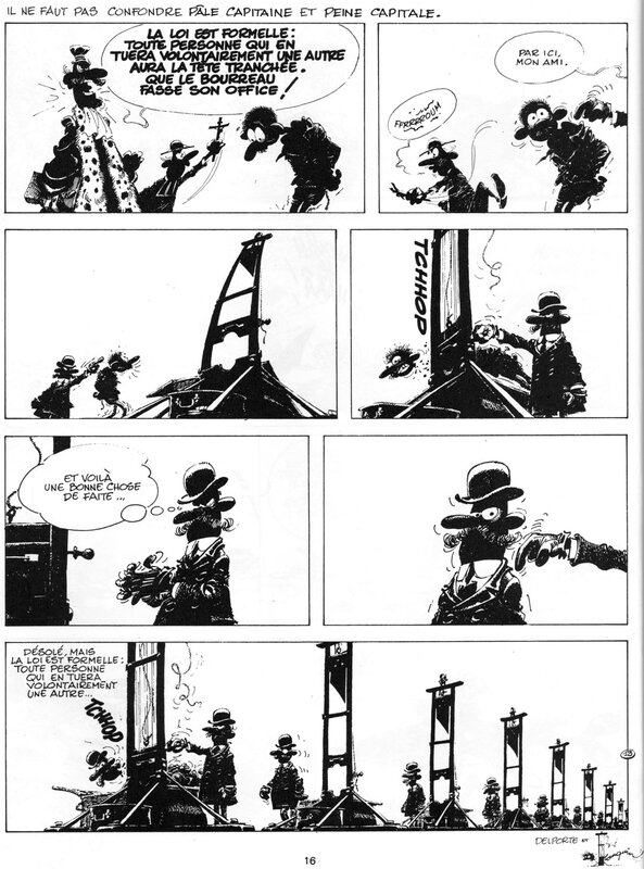 Idees noires tome 1. Franquin.