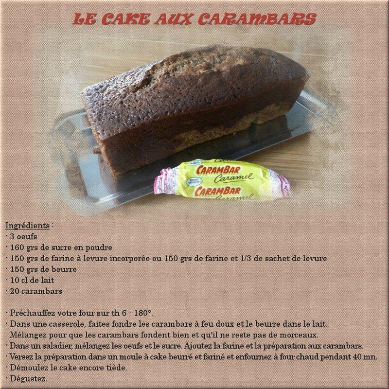Recette_carambar