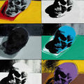 Andy Warhol, (1928-1987), Skulls. 5,000,0007,000,000 GBP. Photo: Sotheby's