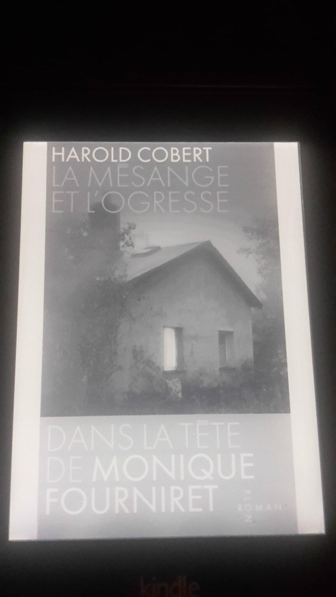 « La mésange et l'ogresse » de Harold Cobert