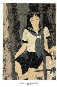 Takato Yamamoto Divertimento Artbook ukiyoe ukiyo-e sm manga 009