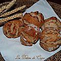 Petits pains sans pétrissage1