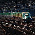 Shinkansen E5 'Hayabusa', Ômiya