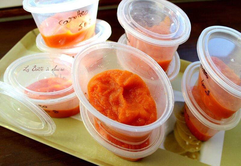 Petit pot carotte