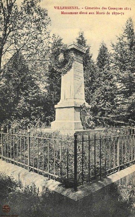 Villersexel 1870 (1)