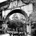 Coimbra antiga- Aqueduto de São Sebastião