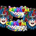 Pour vos créations carnaval