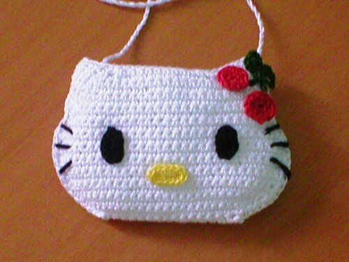 Ti sac Hello Kitty / Bolsito Hello Kitty