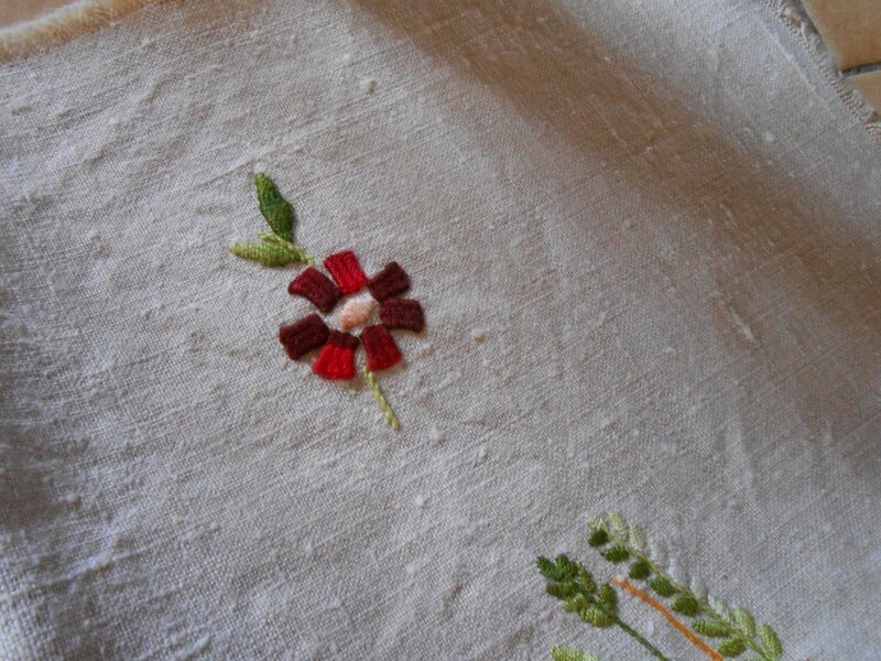 broderies anciennes 1