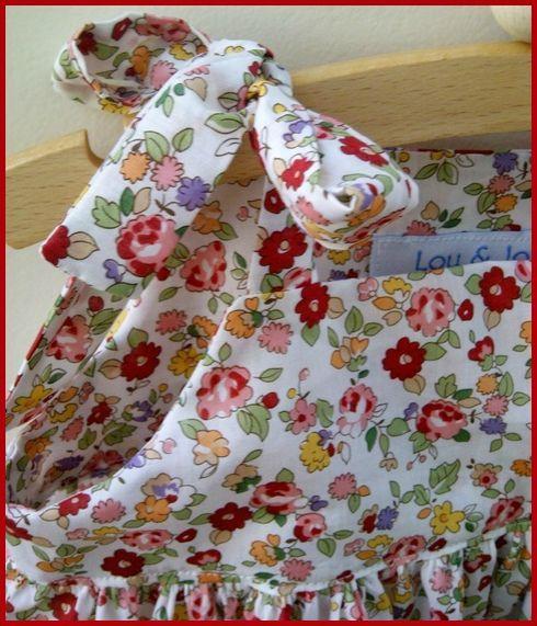 Robe à bretelles nouées (3)