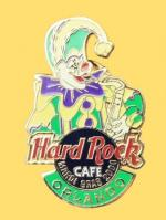 Pin's Mardi Gras Hard Rock Cafe 2000 Orlando