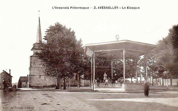AVESNELLES-Le Kiosque