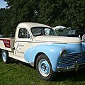 PEUGEOT 203 pick-up Lipsheim (1)