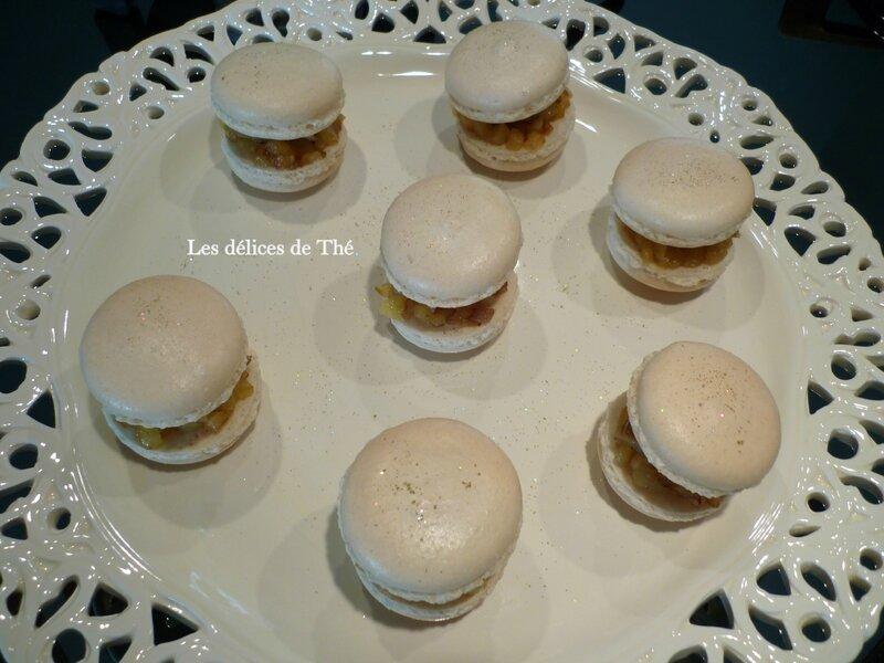 Macaron escalope foie gras pomme Tentation 13 11 16 (12)