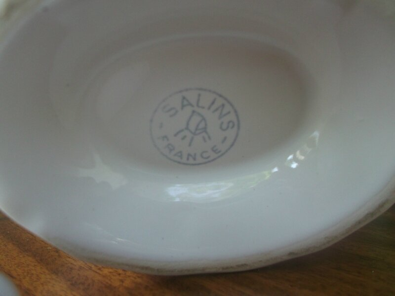 saucière porcelaine salins 3