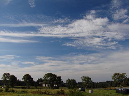 2008 09 17 Un légé voile de nuage