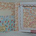 Carte-livre Marie-Ange 3 (Décembre 2011)
