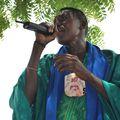 Souleymane MAAL - Griot Cuballo du village de Ngawle - Festival Bamtaaré Lawré Gawdé Bofé