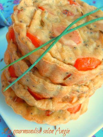 clafoutis carottes cumin lait coco