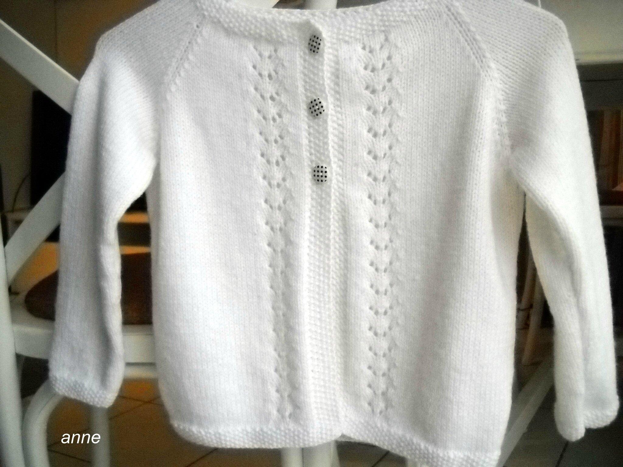 modele tricot gratuit 6 ans