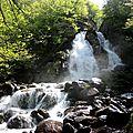 Les Forges d'Abel, cascade d'Espélunguère (Espagne)