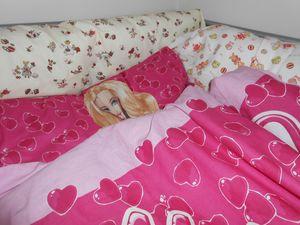 Maman je ne vais pas dormir je ne veux pas faire de cauchemards au quotidien quand on a - De quel cote dormir ...