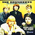 This week's music video - the easybeats, sorry + lovin' machine