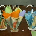 Parapluie et porte serviettes
