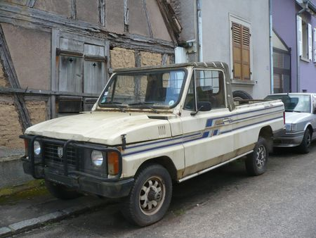 ARO Pancho 4x4 pick-up Ergersheim (1)