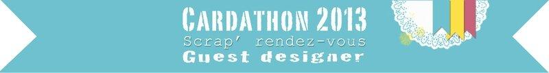 bannière Cardathon 2013