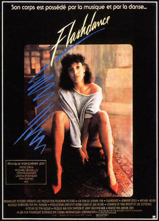 affiche_Flashdance_1983_1
