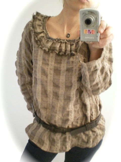 Far West blouse