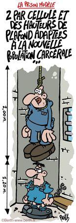Berth_PrisonModele