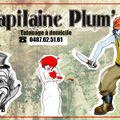 Capitaine Plum' cartevisiterecto copie