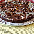 Fondant magique au nutella (1 gâteau, 2 ingrédients !!)