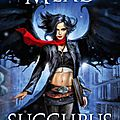 Succubus blues, richelle mead