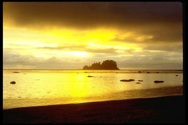 Lake_Ozette_Trail_WA_sunset