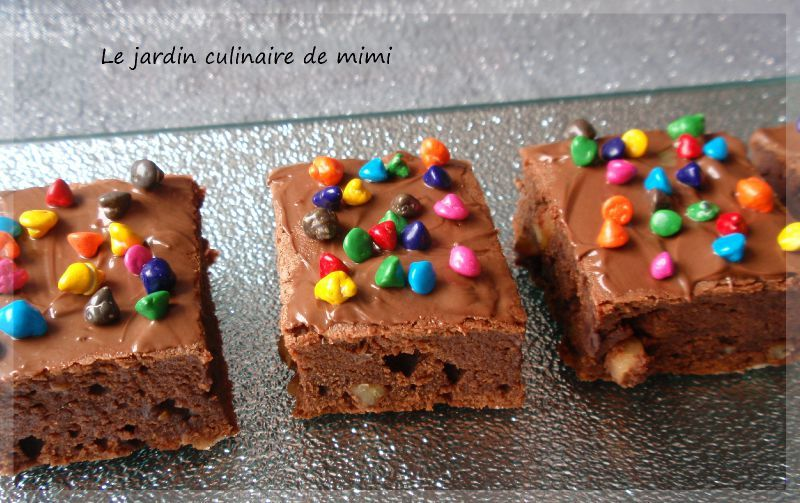 Gateau chocolat daim milka