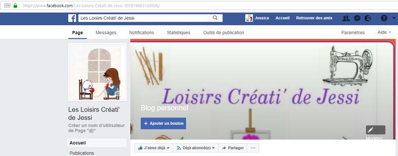 page facebook blog