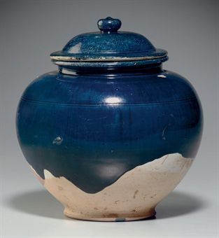 a_blue_glazed_pottery_jar_and_cover_tang_dynasty_d5347961h