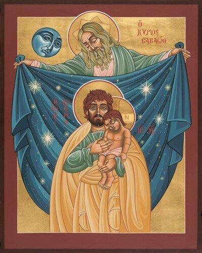 Saint Joseph, ombre du Père