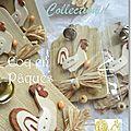 Marimerveille collection coq en Pâques