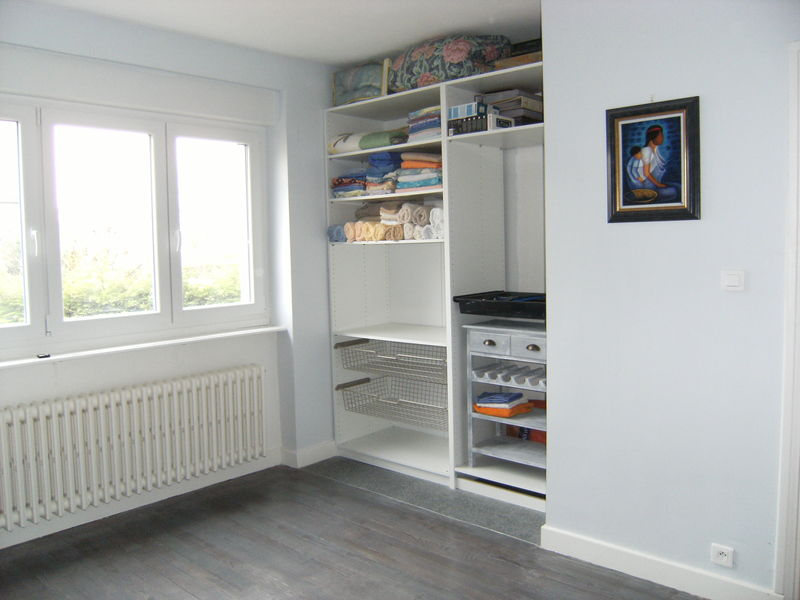 Dressing dans une chambre dressing created faire - Dressing dans chambre ...